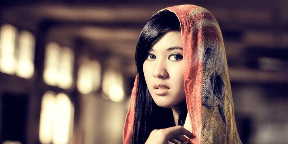 インドネシアのような多民族国家には綺麗な女性が多い