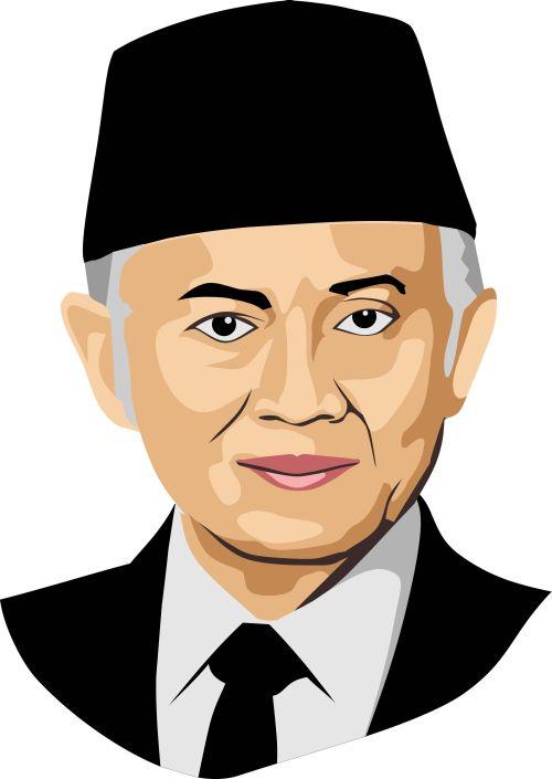 インドネシアのハビビ第3代大統領