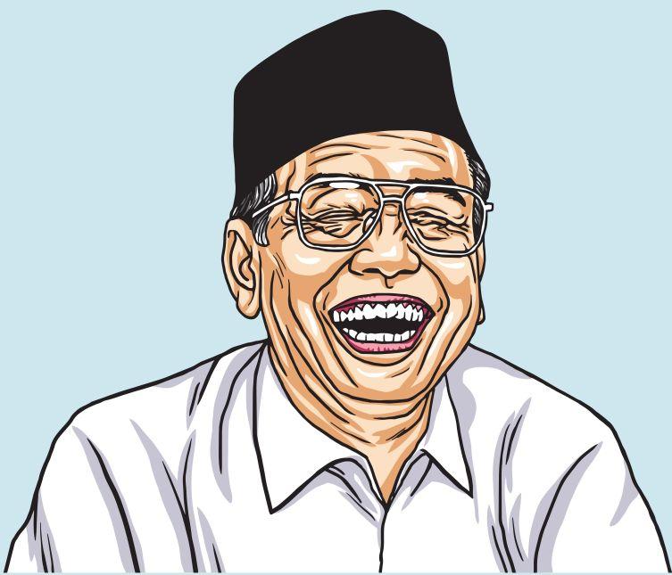 インドネシアのワヒド第4代大統領