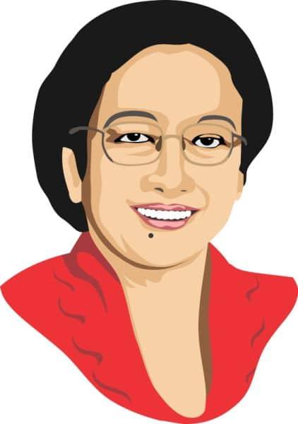 インドネシアのメガワティ第5代大統領