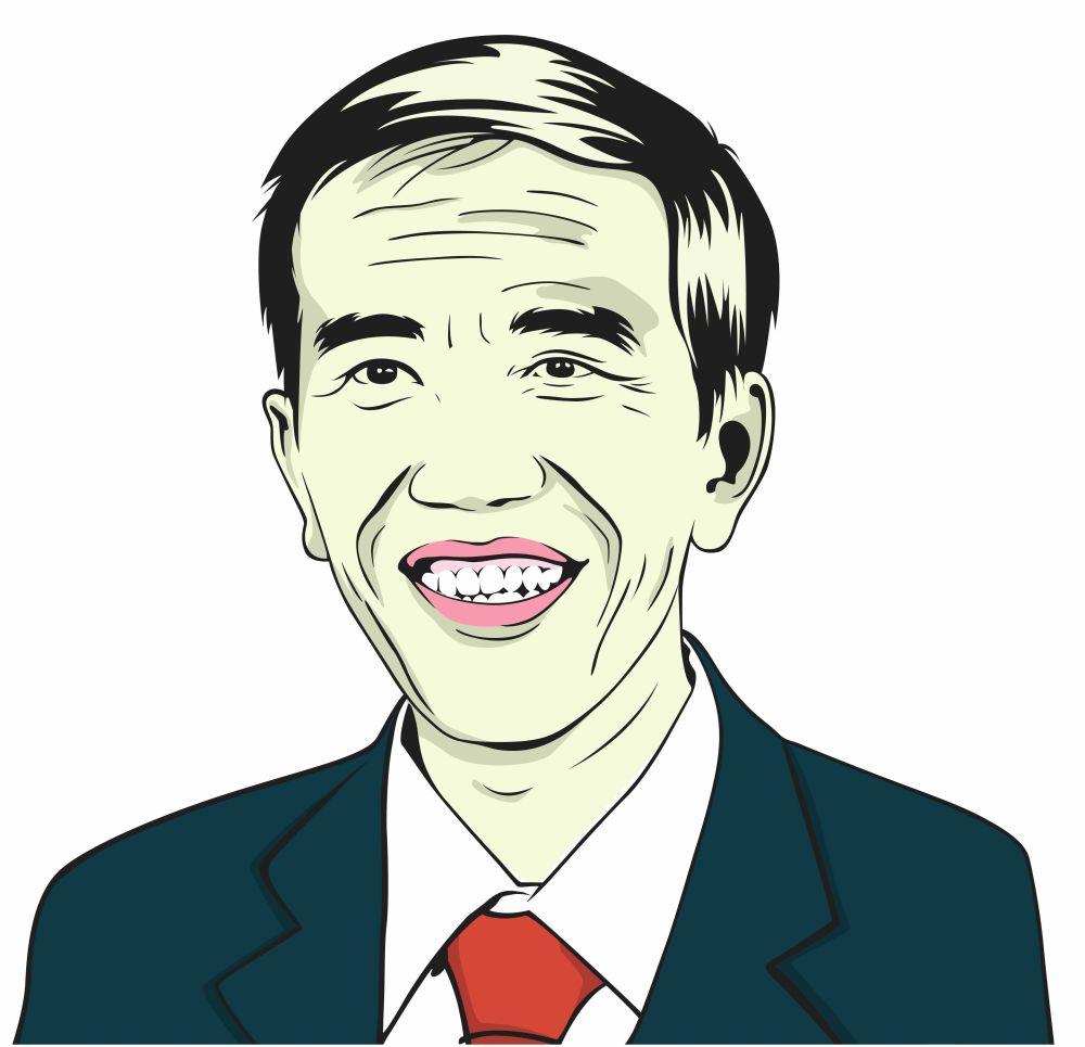 ジョコ・ウィドド大統領