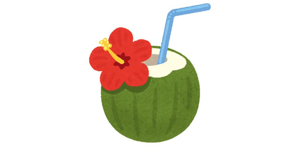 インドネシアで椰子の実ジュースを飲むべき理由