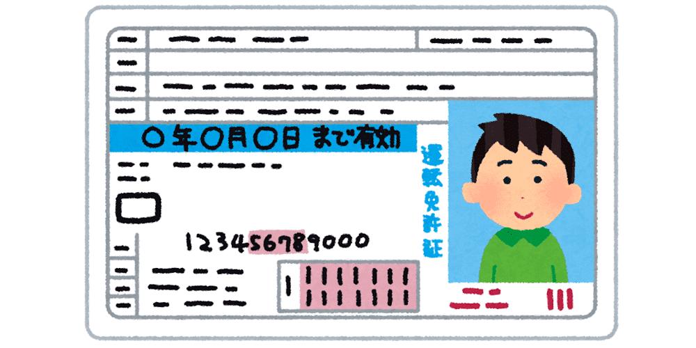 外免切替でインドネシアの免許証を日本の普通免許に切替