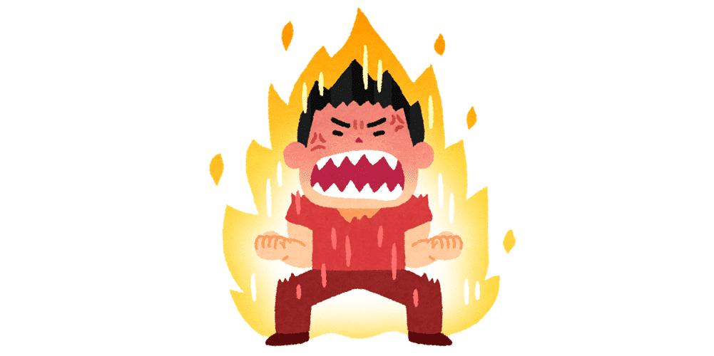 怒らない技術は事前に心の中で入念な下準備があって初めて習得できるということ