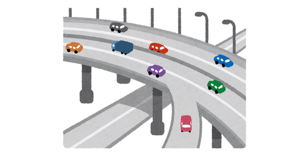 ジャカルタ-チカンペック高速道路の高架化事業