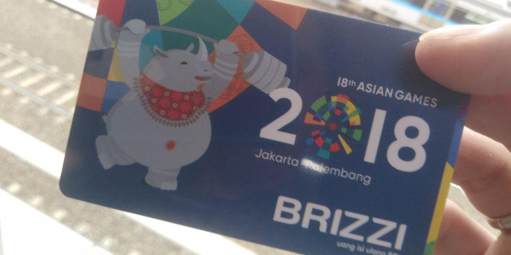 BRIZZIの電子カード