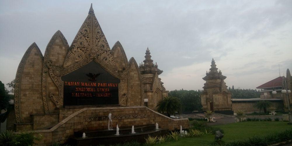 カリバタ英雄墓地