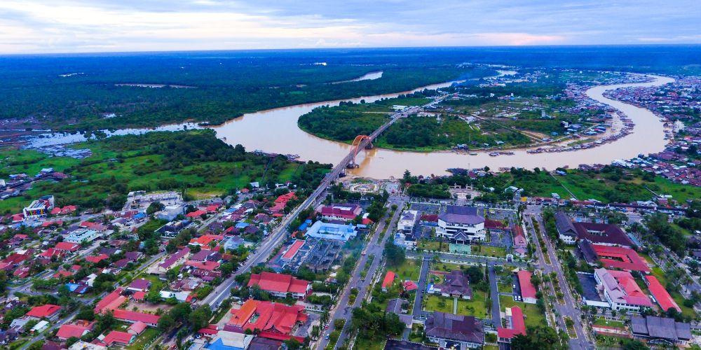 インドネシアの首都ジャカルタの移転計画【最低でもジャワ島以外】
