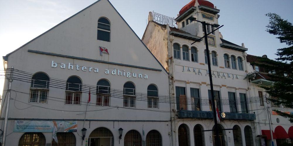 船会社PT Bahtera Adhiguna (Persero)と保険会社PT JASA RAHARJA (Persero)