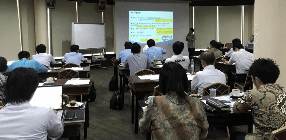 【2018年12月14日】3社共催 インドネシア生産効率向上セミナーのご案内