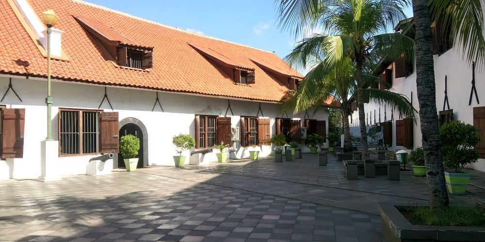 海洋博物館(Museum Bahari)