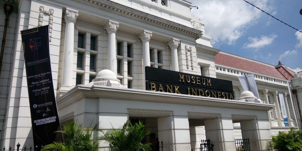 インドネシア銀行博物館(Museum Bank Indonesia)