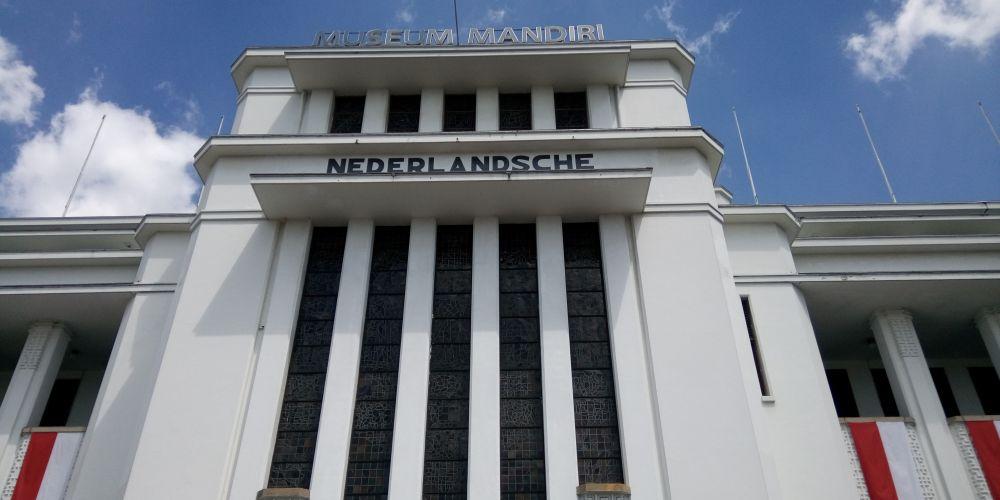 マンディリ銀行博物館(Museum Bank Mandiri)