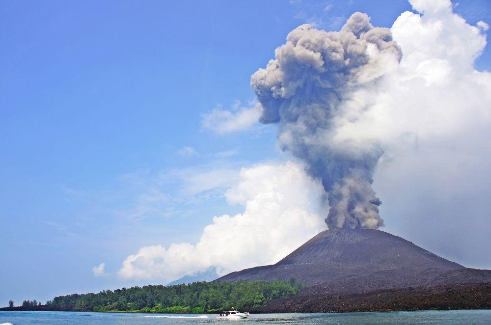 クラカタウ火山